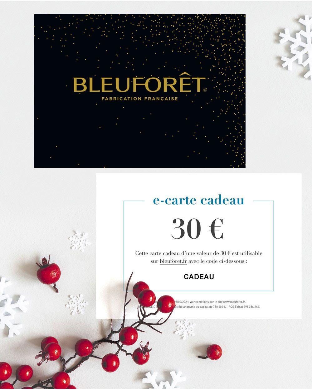 e-Carte cadeau - 30€