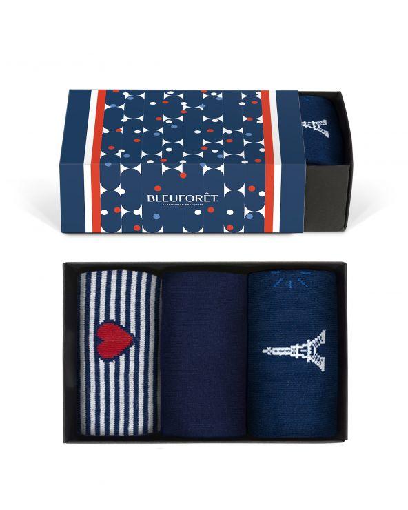 Paris cotton gift box