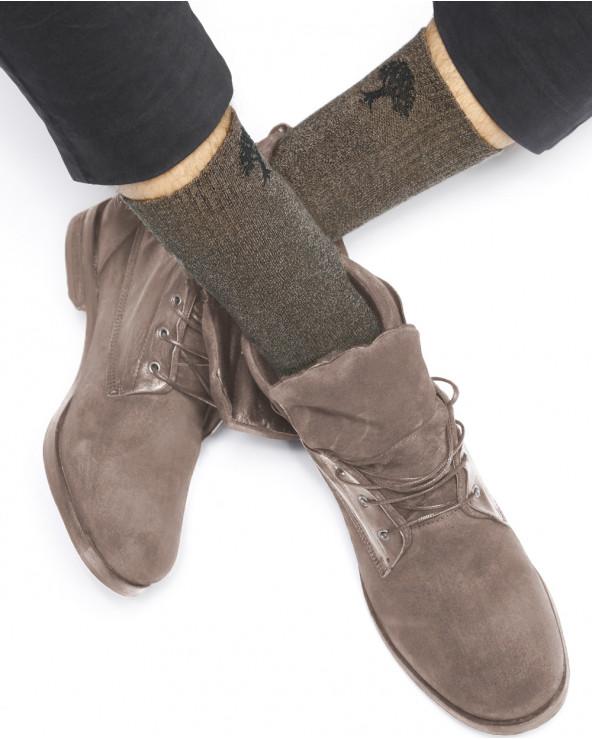 Chaussettes de trekking semelle confort