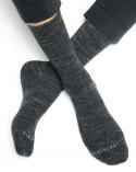 Chaussettes de marche chaudes