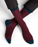 Chaussettes fil d'Écosse style anglais