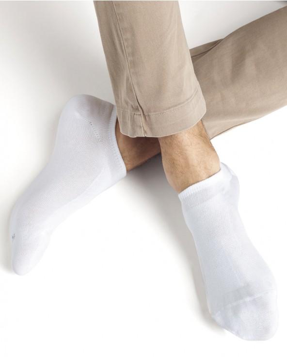 Chaussettes invisibles fil d'Écosse