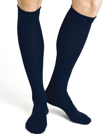 Egyptian cotton knee high socks
