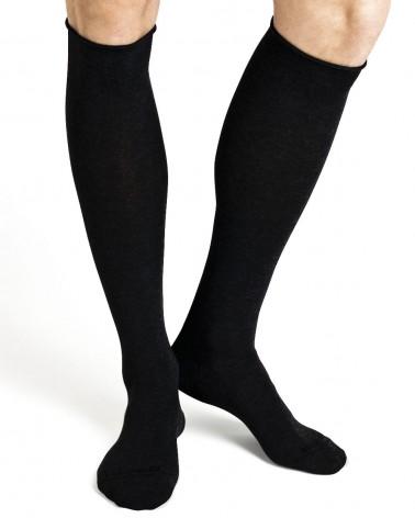 Chaussettes hautes coton d'Égypte