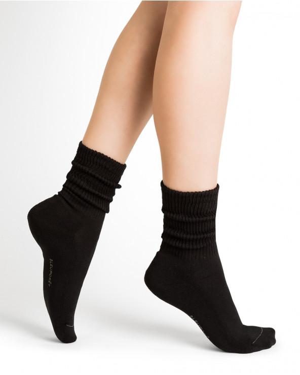 Chaussettes coton randonnée cocoon
