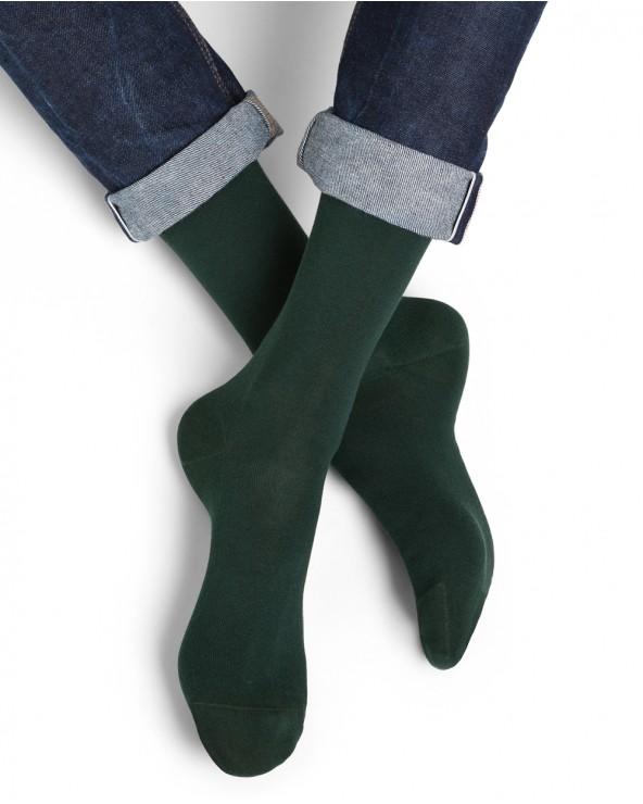 Chaussettes douces coton d'Égypte