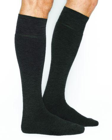 Chaussettes hautes laine chaudes épaisses