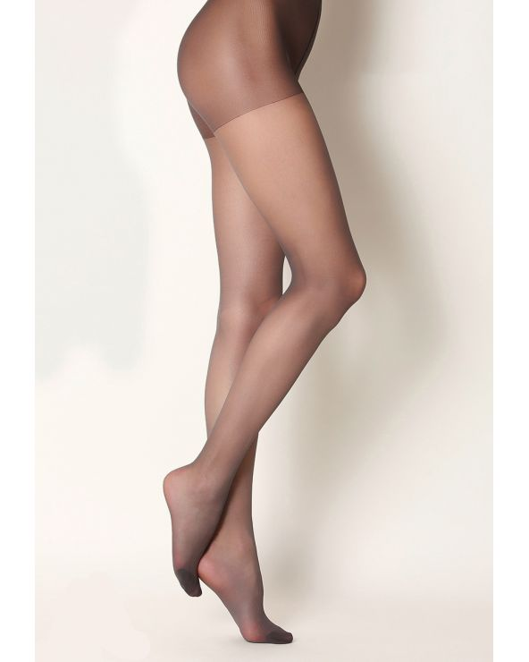 18 denier matte transparent tights
