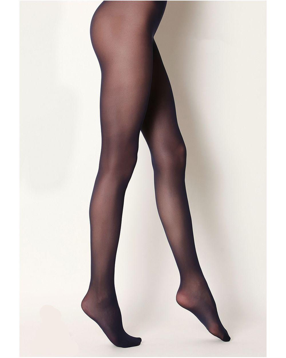 30D semi-opaque tights