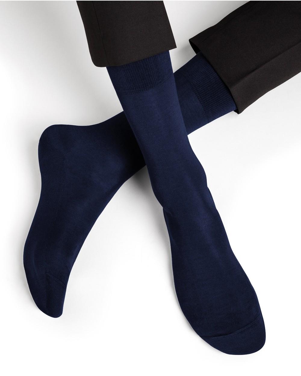 Chaussettes fines 100% fil d'Écosse - Excellence