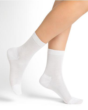 Pure cotton invisible socks
