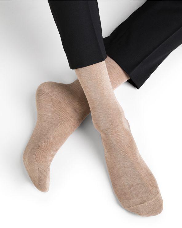 Chaussettes fines 100% fil d'Écosse - Grande taille