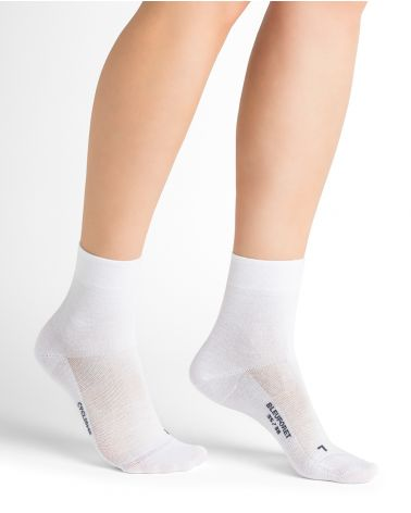 Cycling ankle socks - Unisex