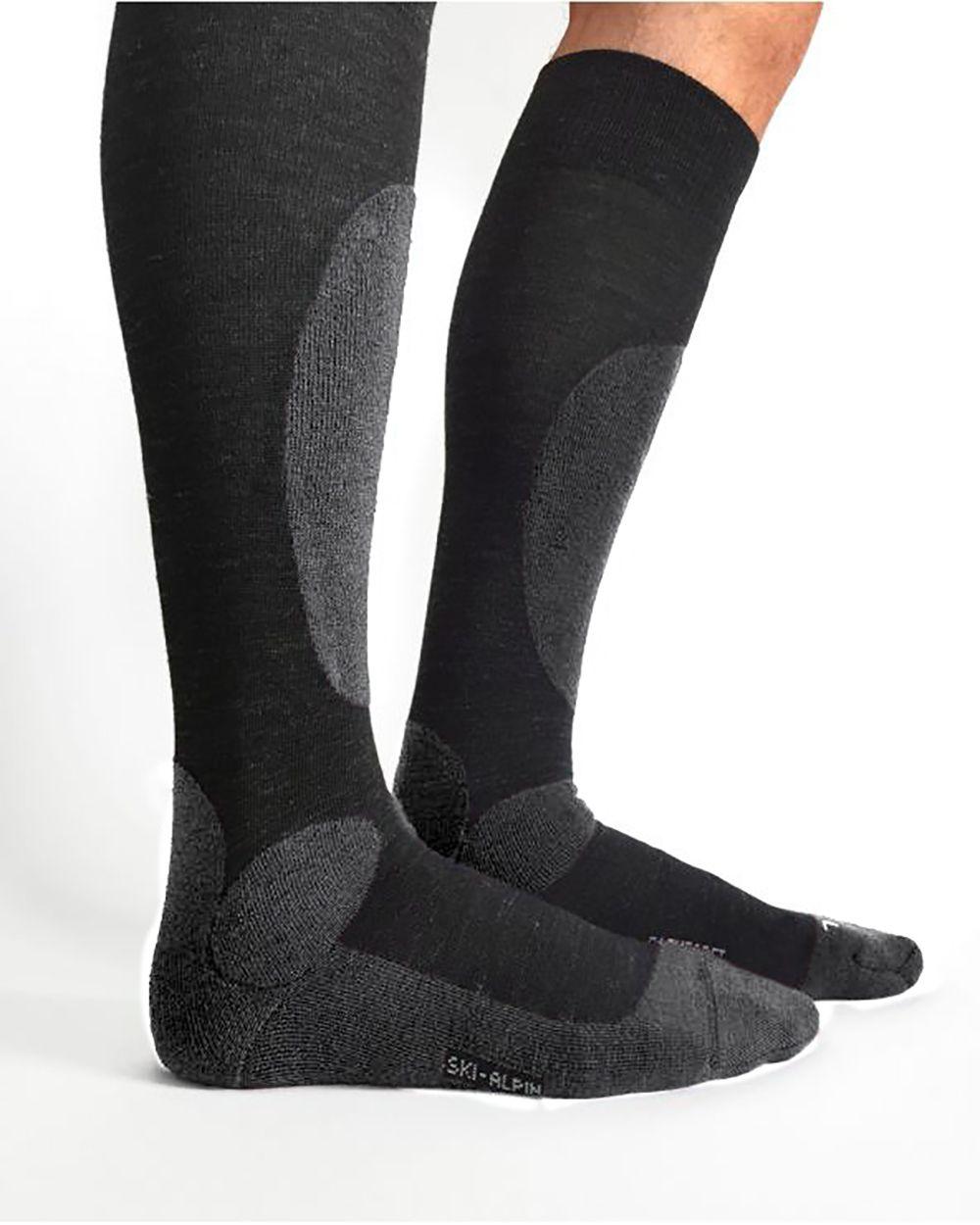 Chaussettes laine de ski