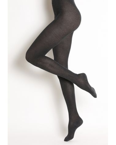 Velvet pure cotton tights