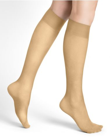 18D sheer knee-highs - Excellence