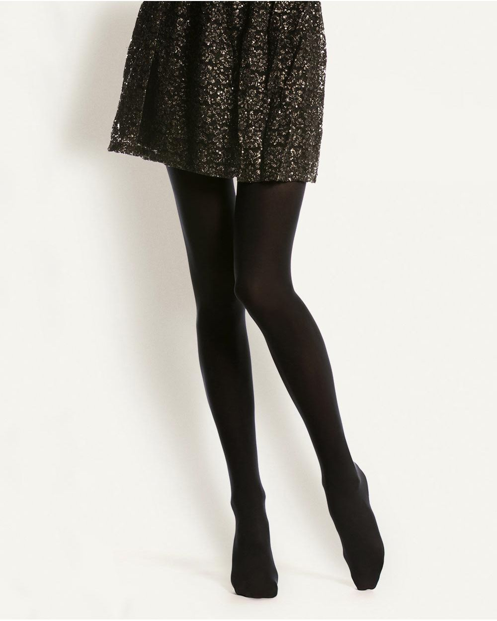 50D completely opaque tights - Excellence