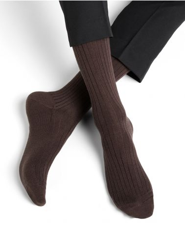 Coffret cadeau laine fine - Noir/marine/taupe