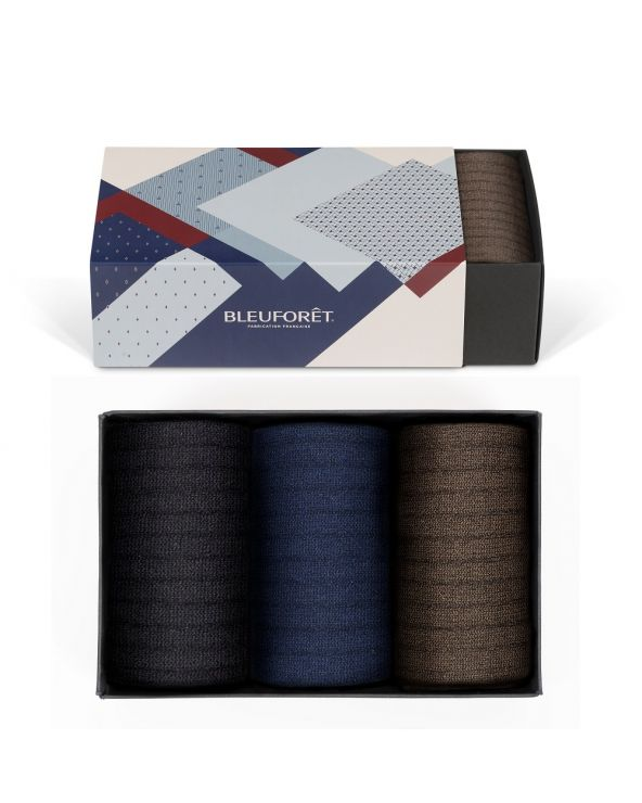 Fine wool gift box