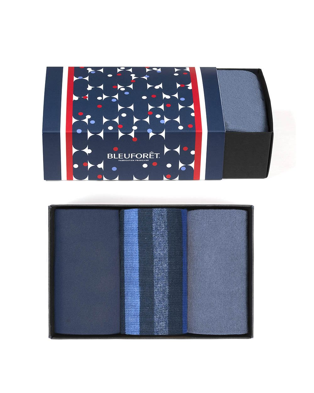 Fancy cotton gift box