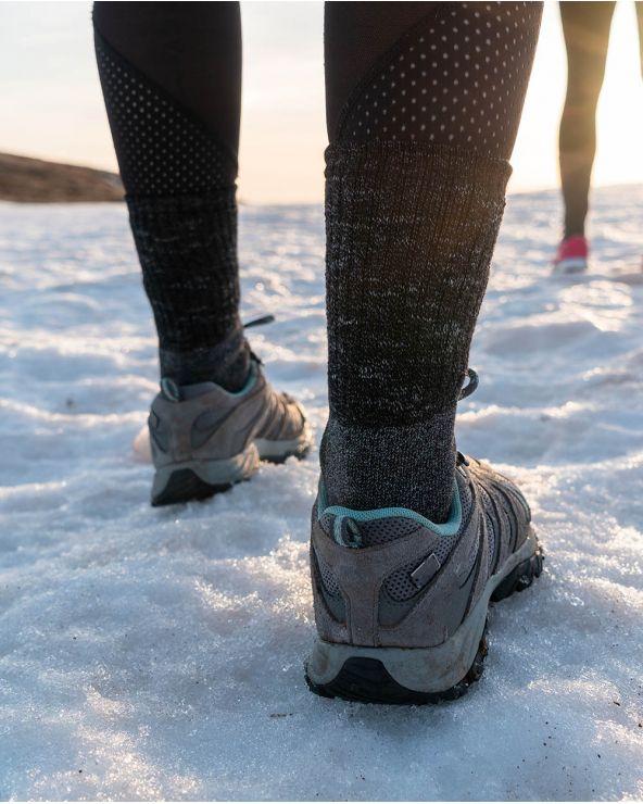 Warm hiking socks - Unisex