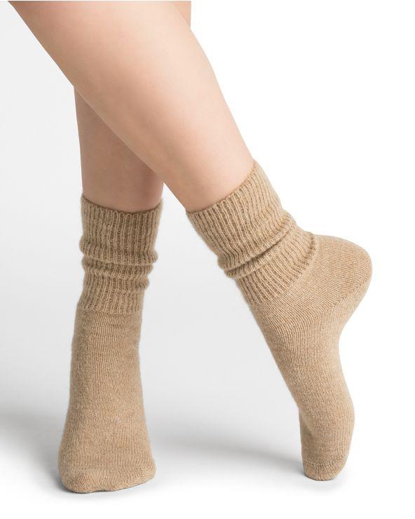 Calcetines de alpaca