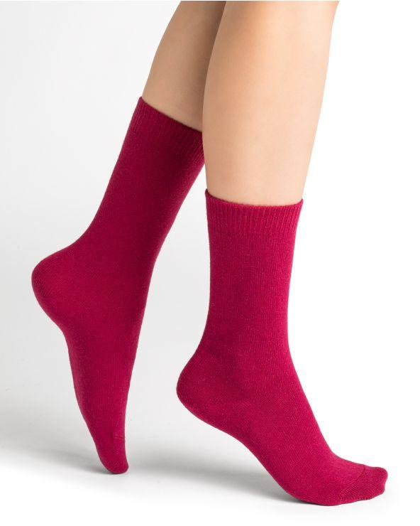 Cashmere socks
